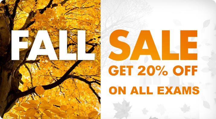 Fall Sale of 2017
