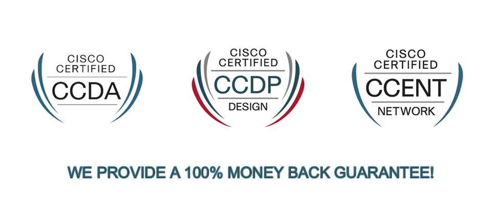 Pass Guaranteed on Cisco CCNA braindumps