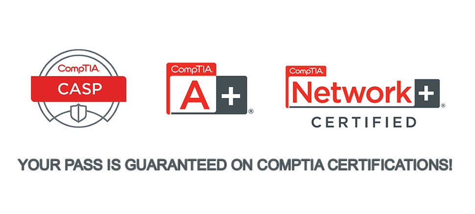 Pass Guaranteed on Comptia A+ Plus braindumps